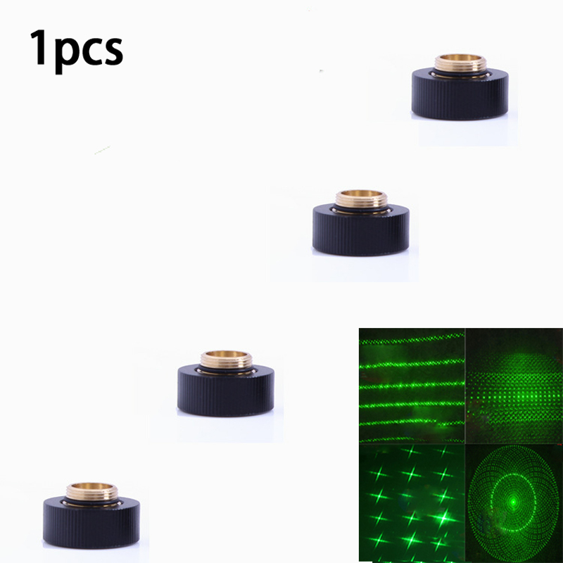 1pcs Green Laser Sight 303 CNC Lasers Pointer Powerful device Adjustable Focus Lazer with Star Cap (Just for laser 303 use)