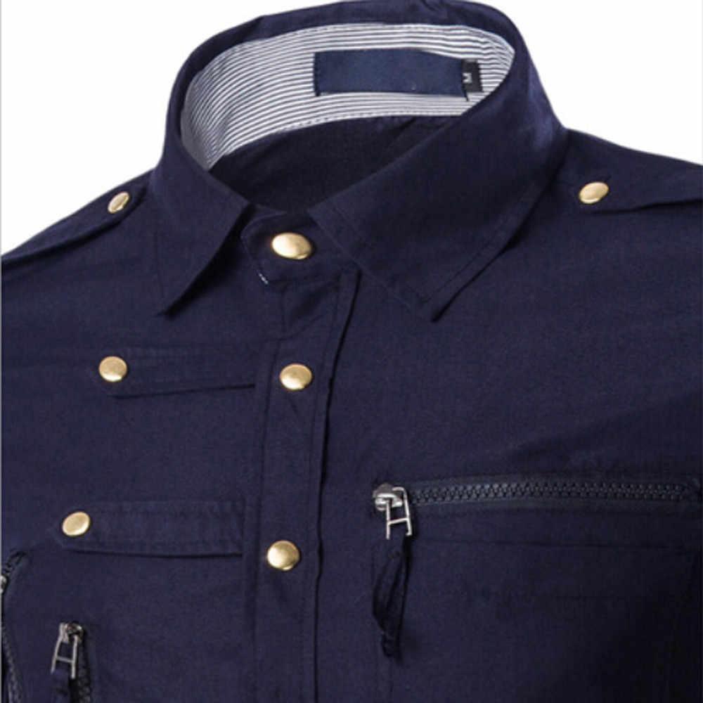 MUQGEW толстовки для мужчин 2020 бренд мужской длинный рукав однотонный Свитшот мужской толстовка с капюшоном узкая молния Черная Рубашка sudadera hombre