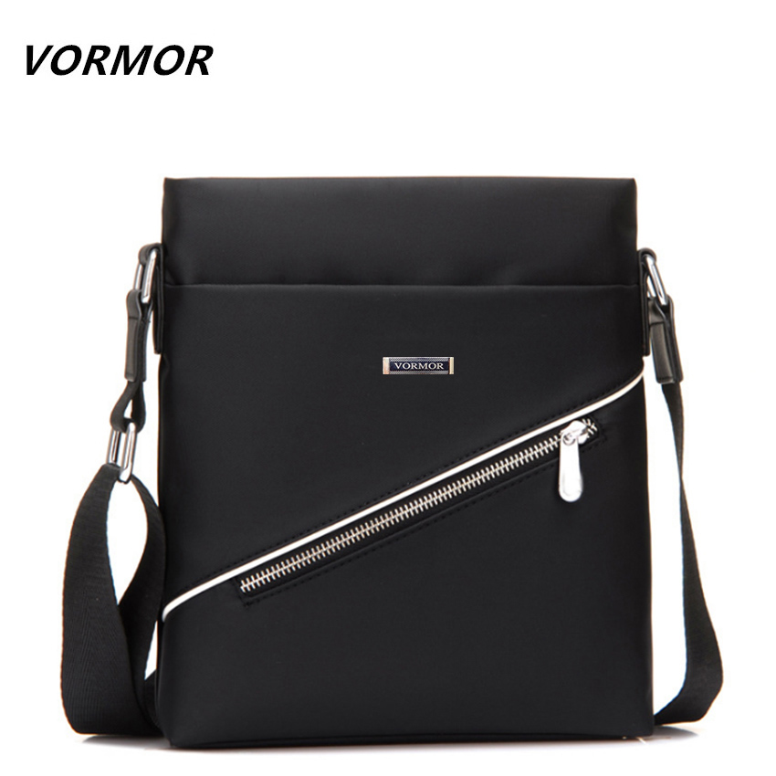 VORMOR Brand Men Messenger Bags New Fashion Men's Crossbody Bag Waterproof Nylon Handbags High Quality Casual Men Bag ms brand men wallets dollar price purse genuine leather wallet card holder designer vintage wallet high quality tw1602 3