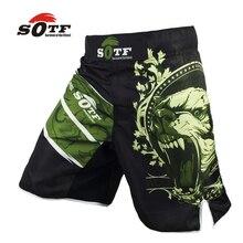 SOTF The black bear mma shorts muay thai boxing trunks yokkao brock lesnar tiger muay thai kickboxing SOTF brand mma boxeo
