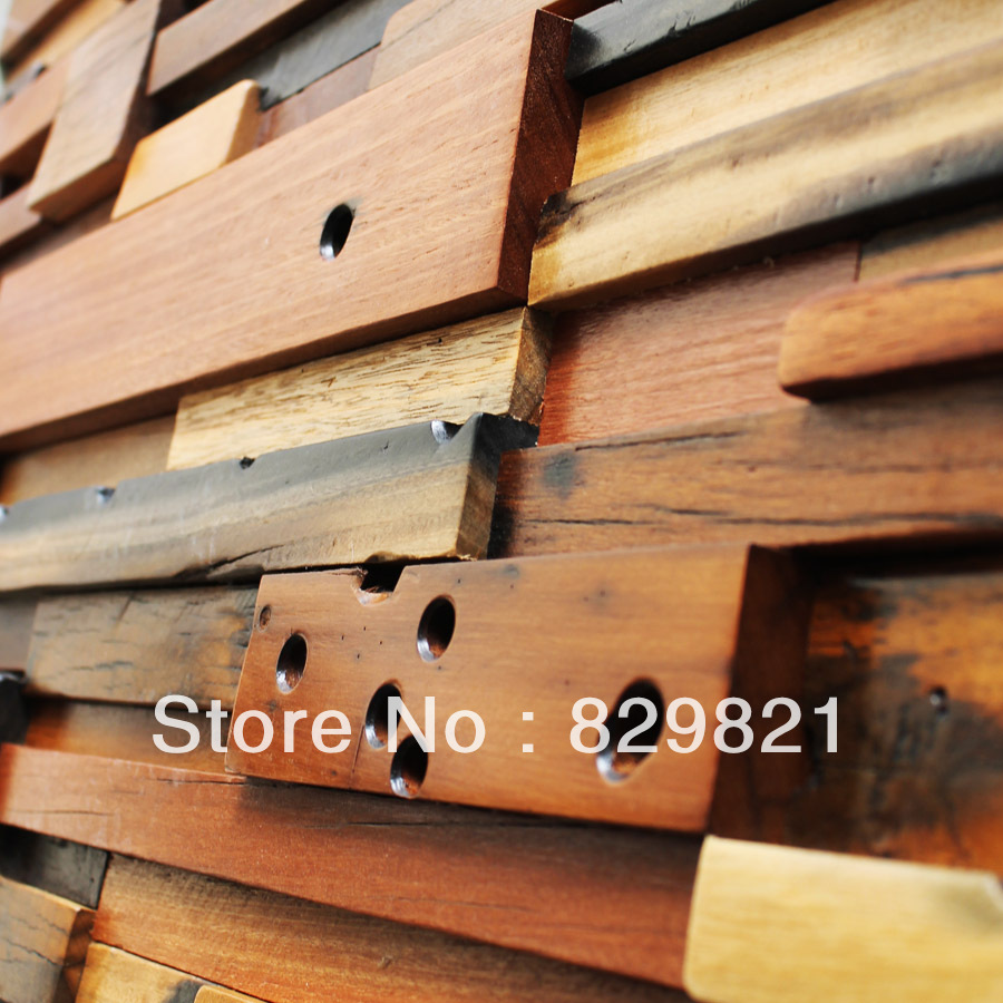 Online kopen wholesale hout wandtegels uit china hout wandtegels ...