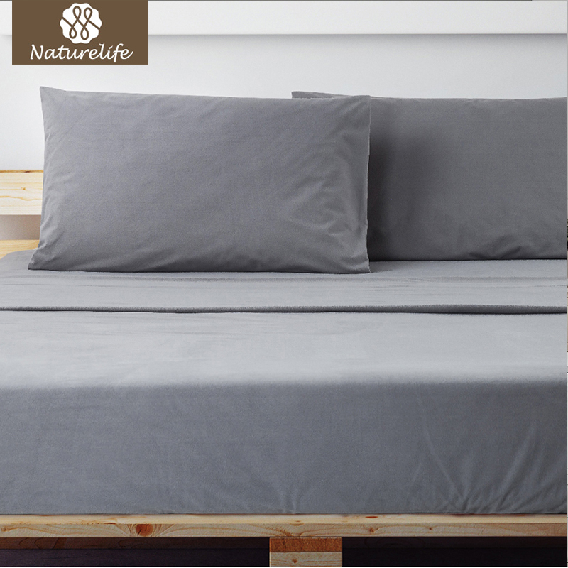 Naturelife Navy color Resistance Fading Quilt Luxury Grey Bed Cover Quilted Bedding Set Smooth Silky Deep Pocket Fitted SheetNaturelife Navy color Resistance Fading Quilt Luxury Grey Bed Cover Quilted Bedding Set Smooth Silky Deep Pocket Fitted Sheet