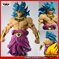 100% Original Banpresto Scultures Colosseum BIG Zoukei Tenkaichi Budoukai 7 Vol.3 Collection Figure - Broly from