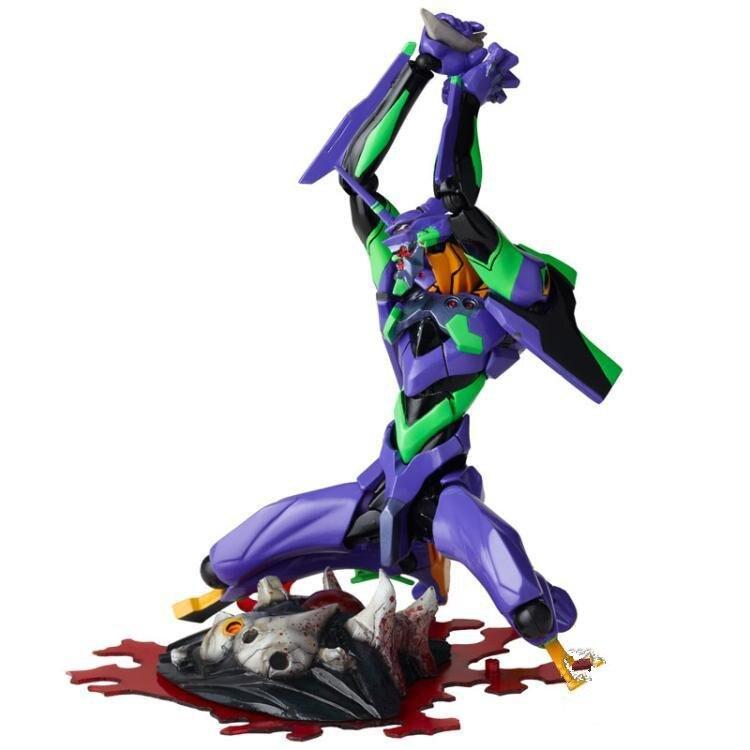 16 cm Neon Genesis Evangelion EVA 01 Revoltech Adams eva abbildung action-figuren PVC spielzeug sammlung puppe anime cartoon modell
