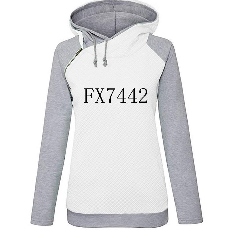 2018 Neue Mode Druck Sweatshirts Kawaii Hoodies Frauen Kleidung Druck Casual Schnalle Herbst