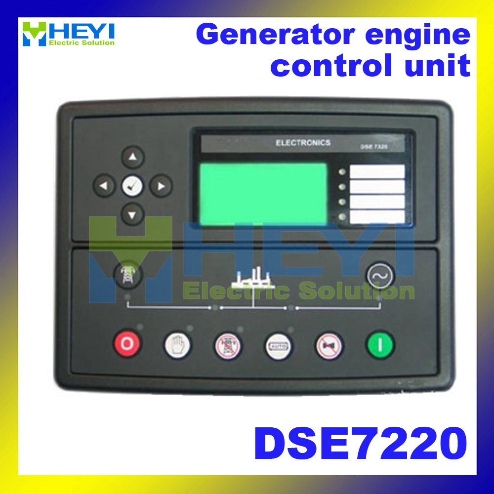 factory direct sale 50/60Hz DSE7220 controller-for-wind-turbine dse generator controller factory price 300w wind turbine made in china for sale