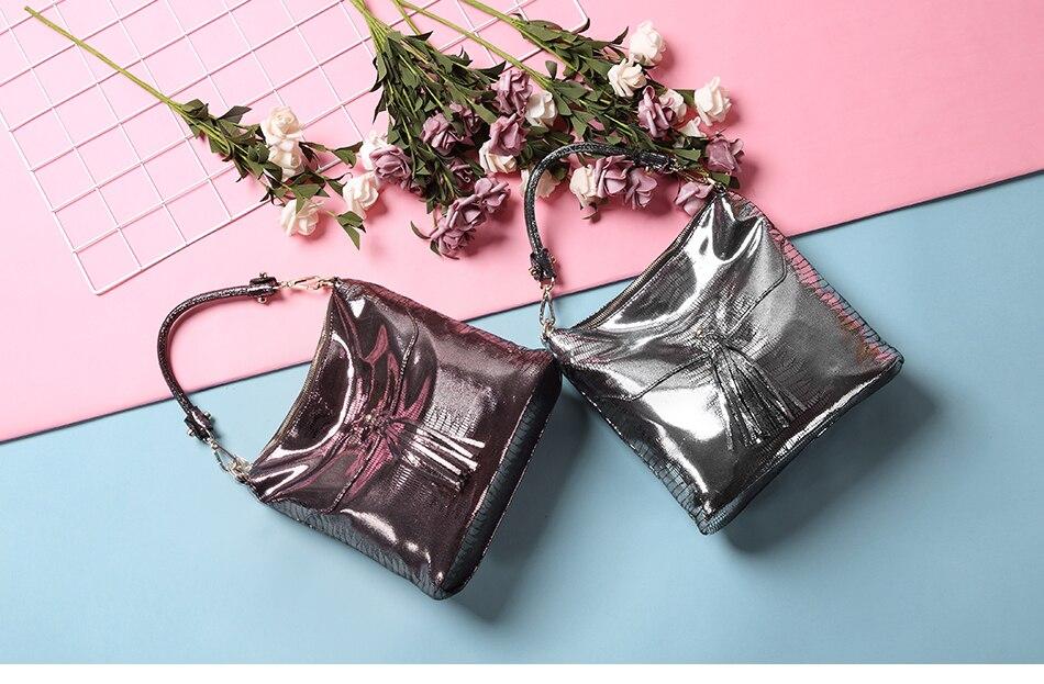 couro artificial mensageiro crossbody sacos senhoras alta