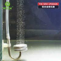 Acuario CO2 del atomizador del sistema difusor de dióxido de carbono del Reactor de tanque de peces acuáticos de agua de Control de
