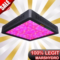 2015 New Full Spectrum LED Grow Light 1600W MarsHydro New Design 5W Chip Veg Flower Switches
