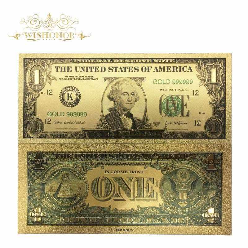 World Fake Money Collection 10pcs Lot Dollar Banknotes Usa 1