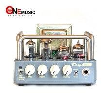 Biyang Wangs MINI Cabeza de tubo de amplificador de guitarra eléctrica, cabeza de 5 amperios, ajuste de volumen y tono