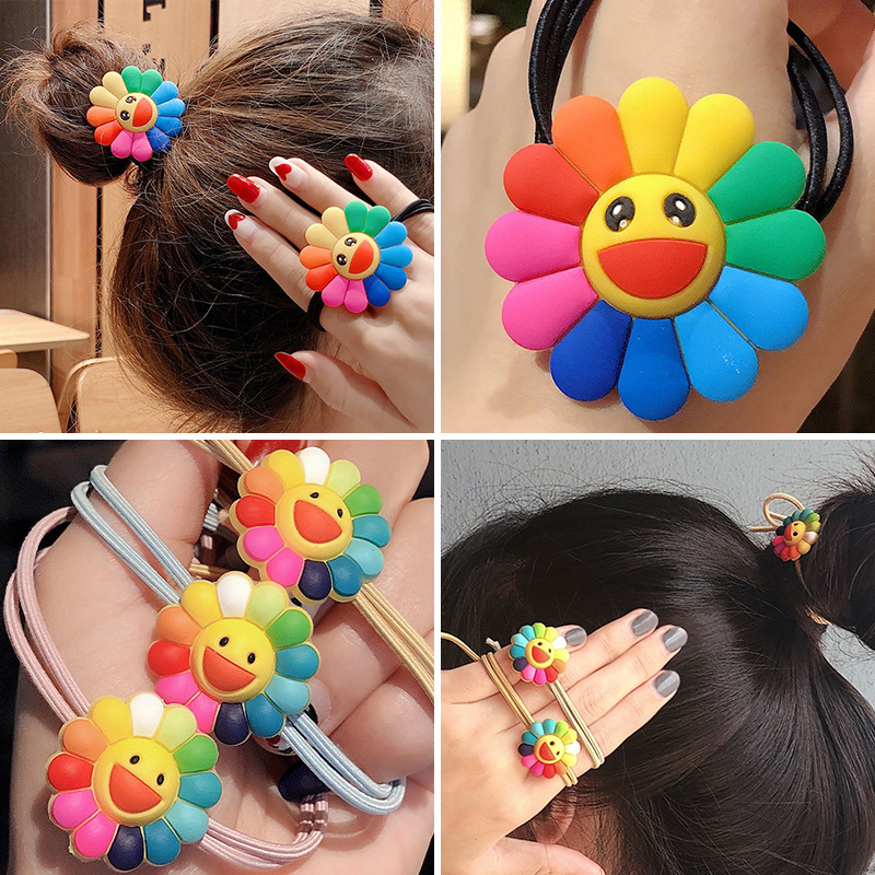 Baby Elastic Hair Bands Girls Haarband Baby Girl Hair Ties Accessories Kids Headwear Hairband For Children Headbands