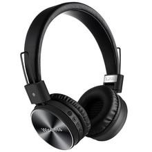 цена на Wireless Headphones Bluetooth Headset Sport Game Headphone Quality Music Earphones With Microphone For PC mobile phone