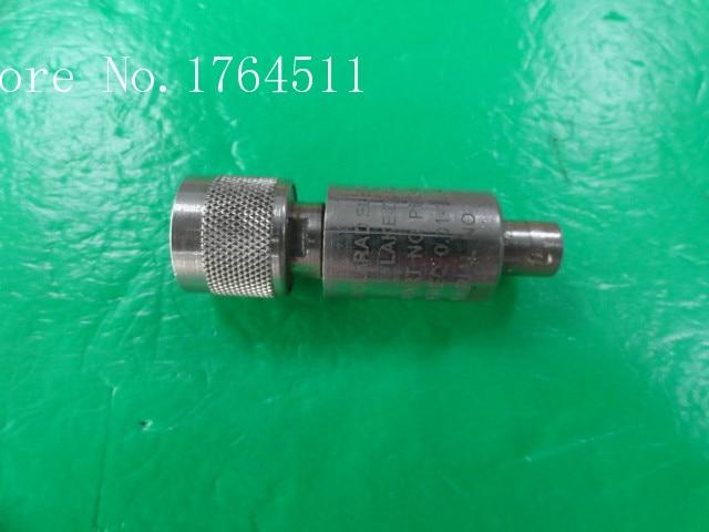 [BELLA] RF Coaxial Detector POLARAD PED124NB 0.01-12.4GHz N-BNC