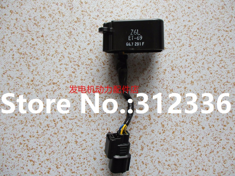 Free shipping Z6L ET-69 Timer oil indicator annunciator Gasoline generator