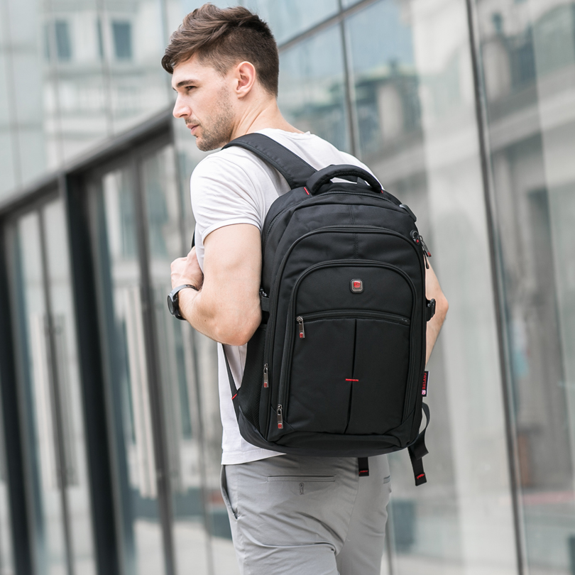 2017 balang homens laptop mochila Backpack Usage : For Business, for Travel