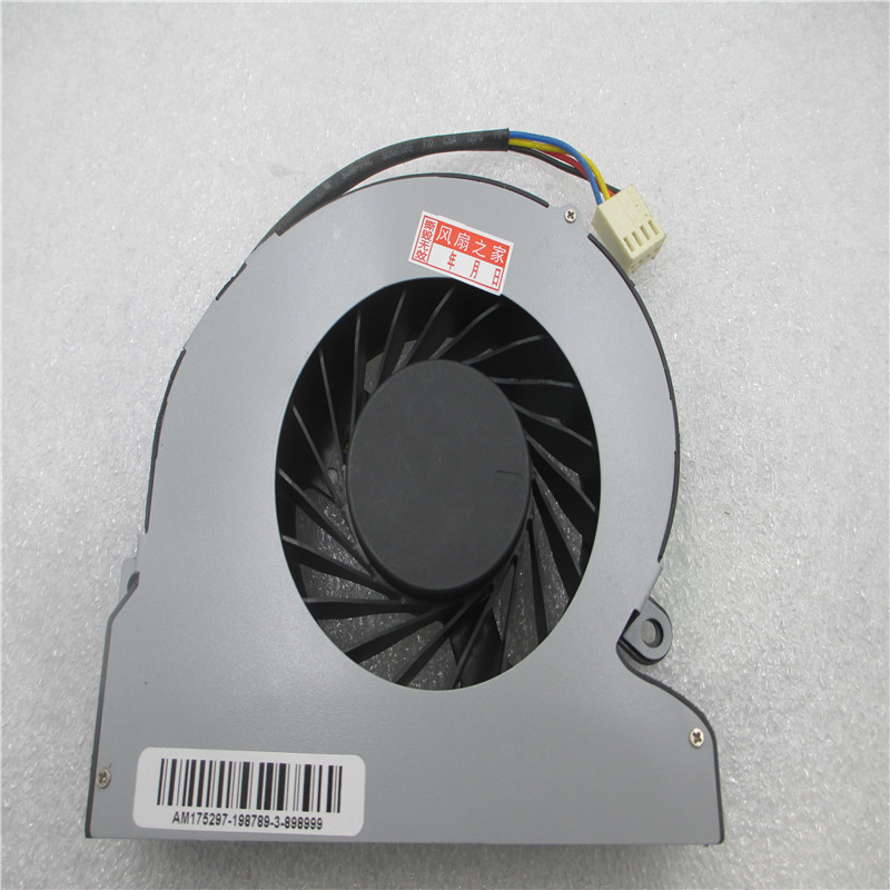 CPU FAN For SUNON EFB0201S1-C000-S99 Cooling Fan. DC12V 6W, Bare fan free shipping for sunon kde2406phs2 dc 24v 1 9w 2 wire 2 pin connector 60x60x15mm server square cooling fan