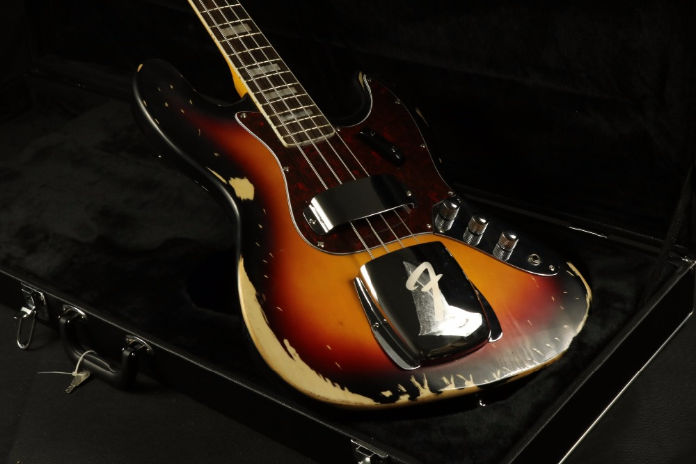 Main relique patrimoine collecor 4 cordes Jazz BASS guitare Guitarra toutes les couleurs Accepter ans collection 4 cordes basse guitare