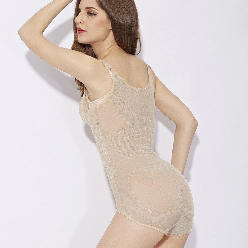 9507209317f 3XL 4XL 5XL Plus size Women Control Full Body Shaper Slimmer Waist Cincher  Butt Lift Bodysuits Shapewear Zipper Corset Underwear-in Bodysuits from  Underwear ...