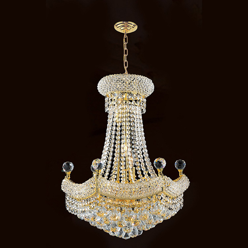 Phube Lighting Large Foyer Empire Gold Crystal Chandelier Chrome Chandeliers Lighting Modern Chandeliers Light Lighting face skin care electric vibrate facial cleansing brush wash machine rechargable soft silicone acne cleanser massager waterproof