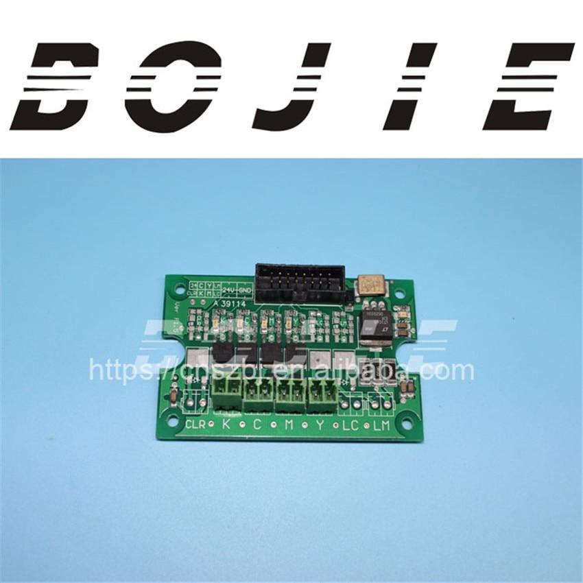 gongzheng inkjet printer for seiko ink control supply board skywalker ink supply board for gongzheng 3212ak printer