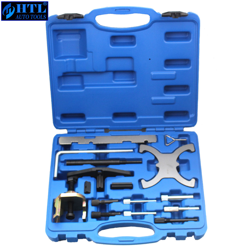 Engine Tool For Ford 1.4 1.6 1.8 2.0 Di/TDCi/TDDi Engine Timing Tool Master Kit, also for Mazda цена