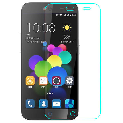 9H Tempered Glass Screen Protector Film For <font><b>ZTE</b></font> Blade A1 C880 C880U <font><b>C880S</b></font> Anti Shatter Premium Films With Cleaning Tools image