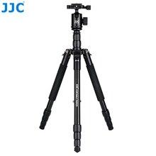 JJC المهنية حامل كاميرا مصغرة ترايبود DSLR مرنة حامل الكرة رئيس المحمولة Monopod لكانون/نيكون/سوني/فوجي فيلم /أوليمبوس