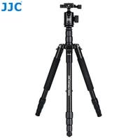 JJC Professional Camera holder mini Tripod DSLR Flexible Stand Ball Head Portable Monopod for Canon/Nikon/Sony/Fujifilm/Olympus