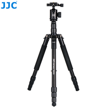 JJC Profesyonel Kamera tutucu mini Tripod DSLR Esnek Standı Topu Kafa için Taşınabilir Monopod Canon/Nikon/Sony/ fujifilm/Olympus