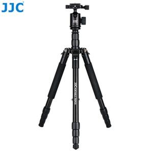 Image 1 - JJC Profesyonel Kamera tutucu mini Tripod DSLR Esnek Standı Topu Kafa için Taşınabilir Monopod Canon/Nikon/Sony/ fujifilm/Olympus