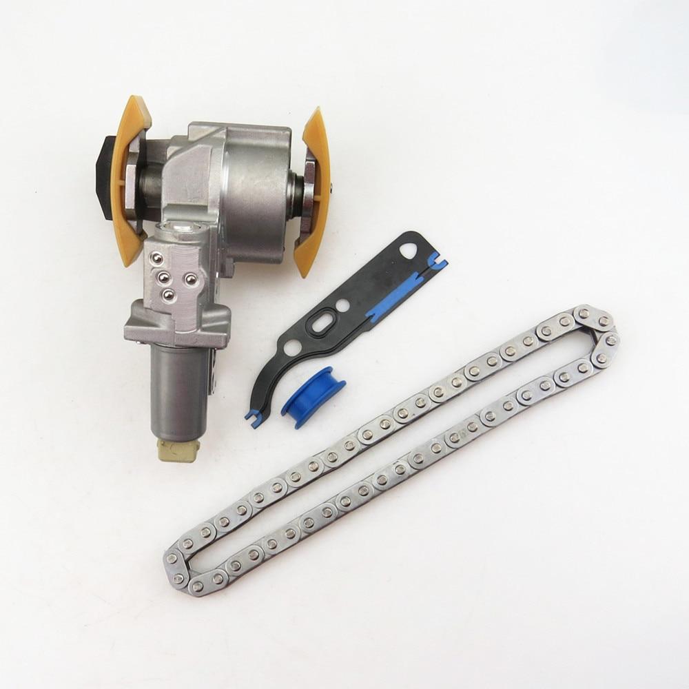 цена на READXT V6 Car Right Side Camshaft Tensioner Timing Chain+Gasket Parts For VW Passat B5 A4 A6 A8 Superb 078109088C 078 109 088 C