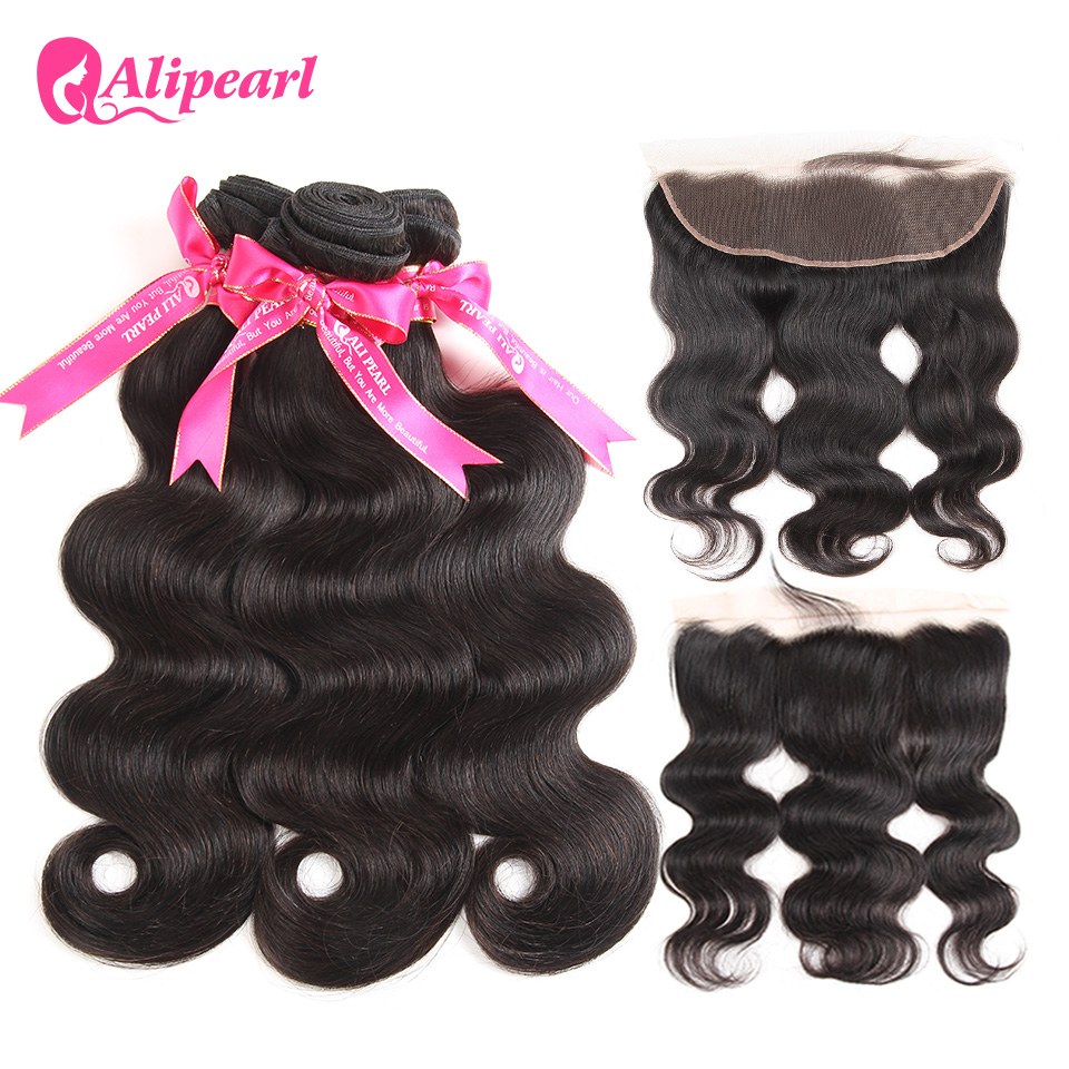 Hair Weaves Alipearl Hair Loose Wave Bundles Peruvian Hair Weave Bundles Human Hair Weft 1 And 3 And 4 Bundles 8-26inch Remy Hair Extension Carefully Selected Materials
