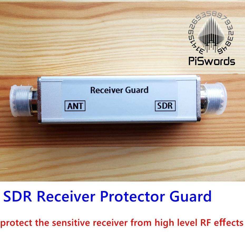 SDR מקלט מגן משמר כדי להגן על רגיש מקלט מרמה גבוהה RF
