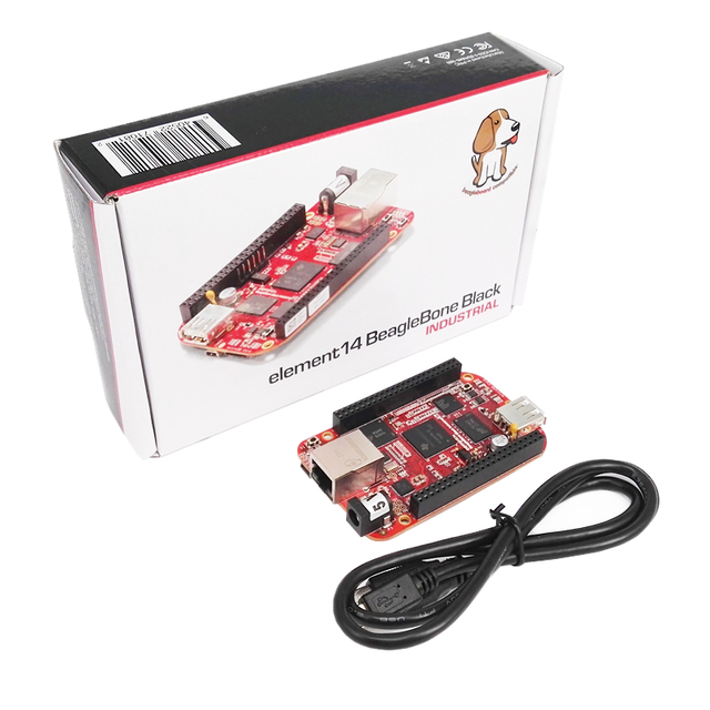 ELEMENT14  BBONE-BLACK-IND-4G  BeagleBone Black Industrial Development Board
