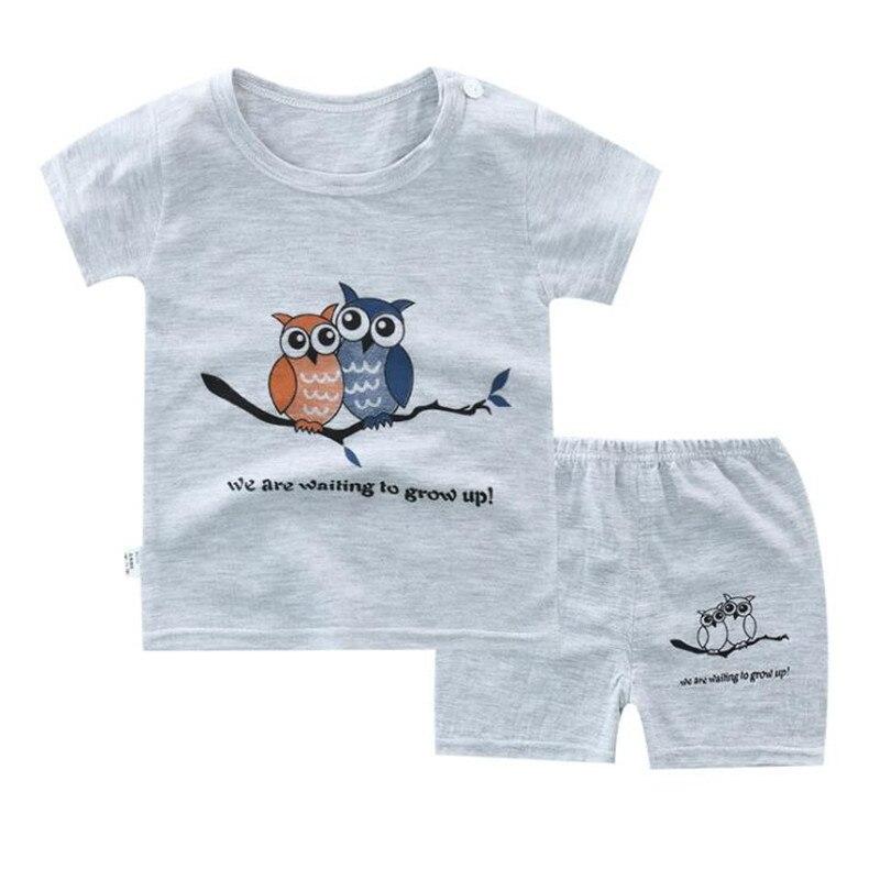 19 Stili Del Bambino Del Ragazzo Vestiti Di Estate Appena Nato Del Bambino Dei Ragazzi Vestiti Di Cotone Set Vestito Dei Vestiti Vestiti Infantili Set