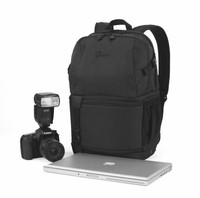 Lowepro DSLR Video pack 250 AW Camera Bag Backpack & 17 Laptop with All Weather Cover