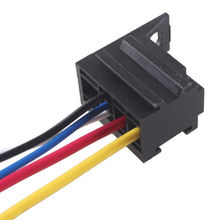 DIY Car Motor 12V 12 Volt 30A AMP Duty Relay Harness Socket 5Pin 5 Wire Sales_220x220 online get cheap 5 wire relay aliexpress com alibaba group Fan Center Relay Five Wire at bakdesigns.co