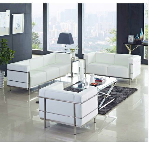 U-BEST office sectional sofa furniture,LC3 Sectional Lounge Sofa,living room luxury leather couch, modern design sectional sofa
