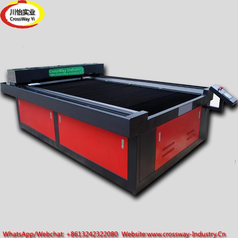 Купить с кэшбэком 150w CO2 Large Laser cutting Carving machine 1325