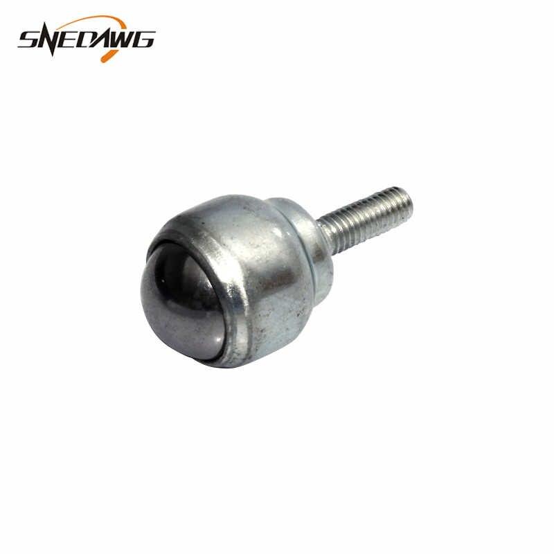 2 шт транспортировочный ролик CY-12D/CY-19D/CY-25D подшипник конвейер ролик графит для колес стали 304 шарикоподшипников из нержавеющей стали