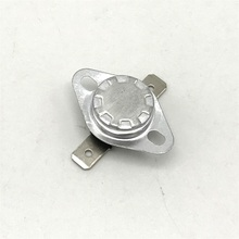 250V 10A 5~10 5~35 Degrees Bimetal Disc NC Thermostat Temperature Switch Suitable For Household DIY Electric Appliances