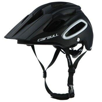 Nuevo CAIRBULL ALLTRACK casco de bicicleta All-terrai MTB casco de seguridad para deportes fuera de carretera Super montaña ciclismo casco BMX 6 color