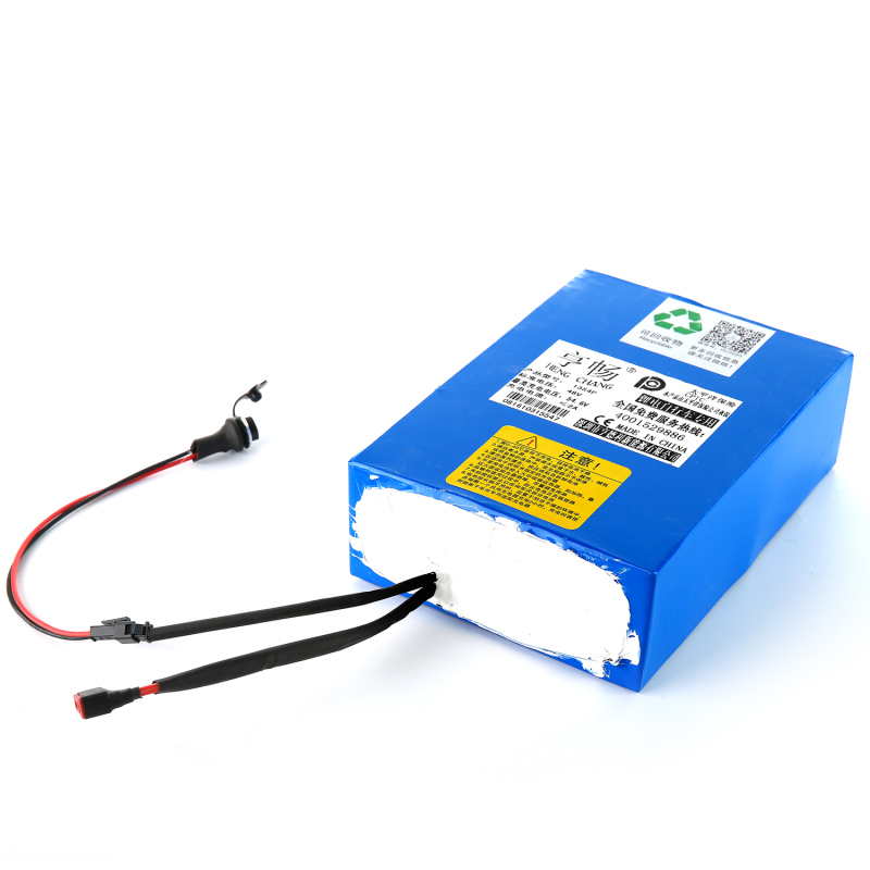 48V 12Ah Customize Square shape li-ion Battery for e-bike