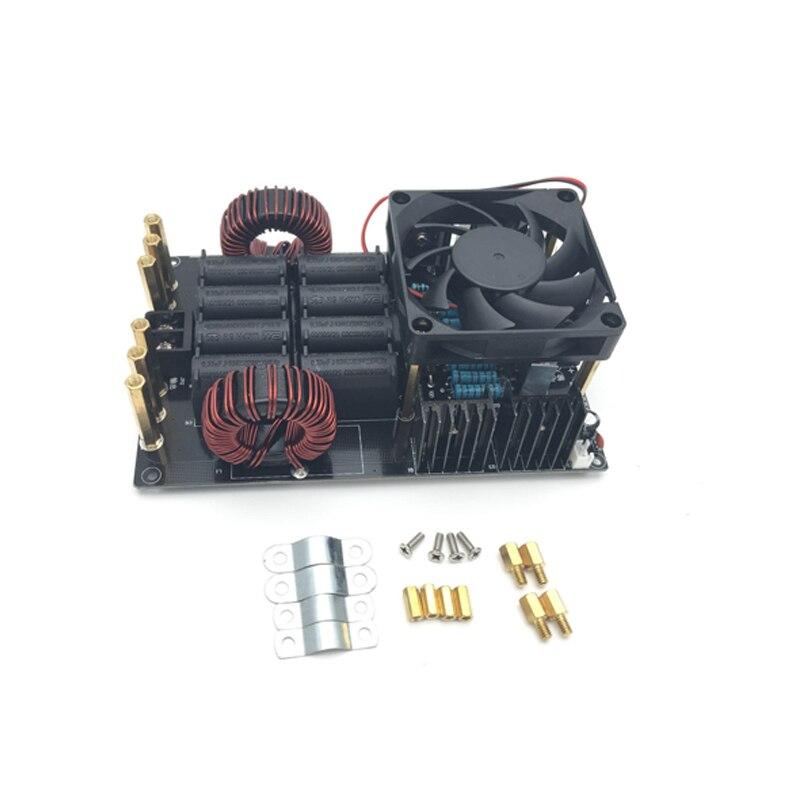 5PCS/lot 1000w 50A 1 kw ZVS induction heating machine product voltage 12 v ~ 40 v 36v