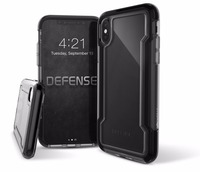 X Doria Defense Clear Series Cover For IPhone 8 Case Military Grade Drop Protection Clear Protective