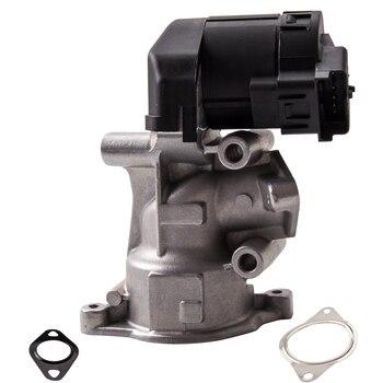 Zawór EGR dla FORD Focus MK2 Mondeo MK4 C-MAX S-MAX 2.0 TDCi Diesel 6M5Q9D475AA w układzie recyrkulacji spalin (EGR) zawór recyrkulacji spalin