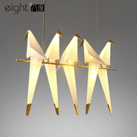 Modern LED chandelier Nordic living room suspended lamps bedroom lighting fixtures loft luminaires home deco hanging lights