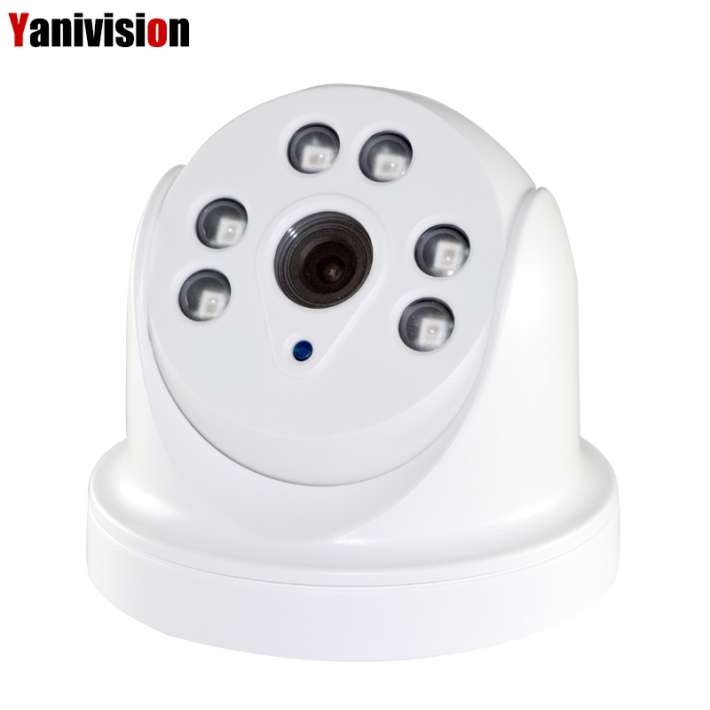 H.265 5MP 2592*1944 4MP IP Camera Surveillance Video ABS Plastic Indoor Dome Camera CCTV H.265 Motion Detection RTSP 48V POE 2MP h 265 h 264 2mp 4mp 5mp full hd 1080p bullet outdoor poe network ip camera cctv video camara security ipcam onvif rtsp