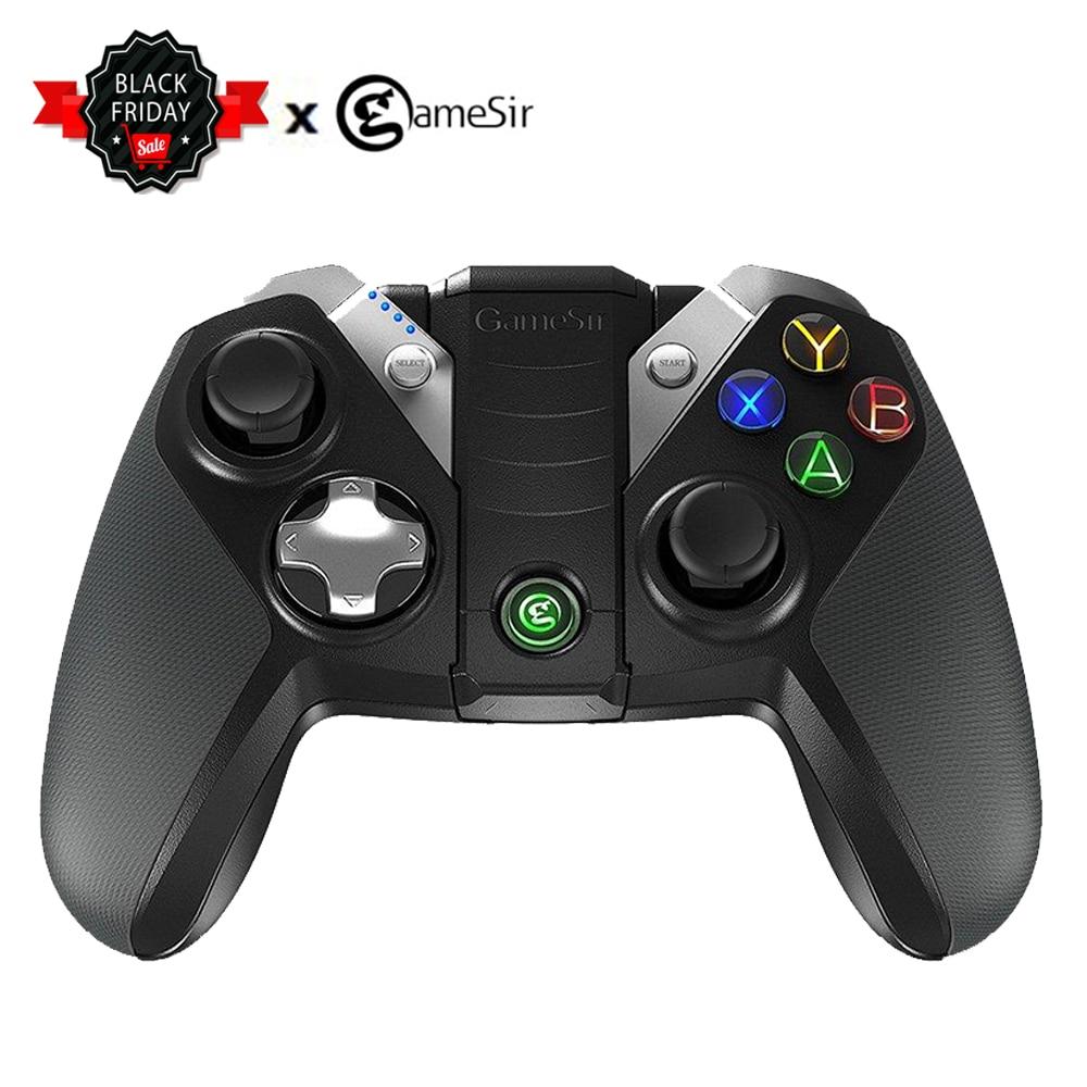 GameSir G4s Bluetooth 4 0 2 4G Wireless Wired PUBG Gamepad Game Controller 800 mAh Capacity